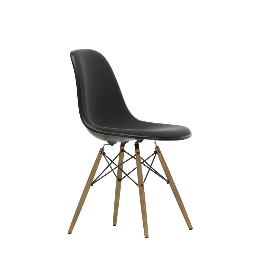 Eames DSW Chair Upholstered Seat