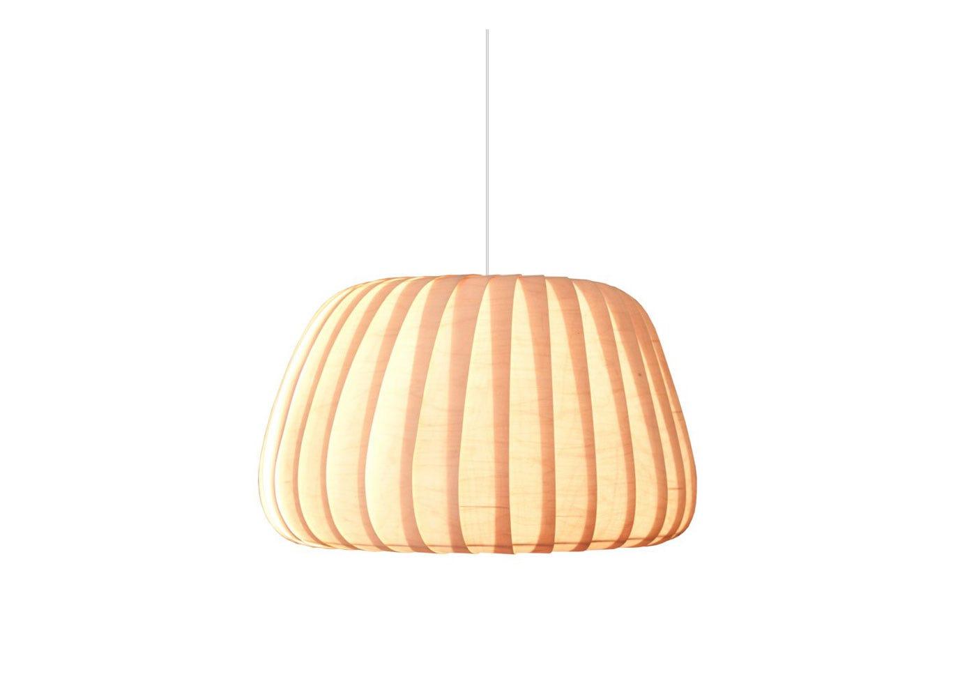 TR19 Pendant Light - Natural Birch.