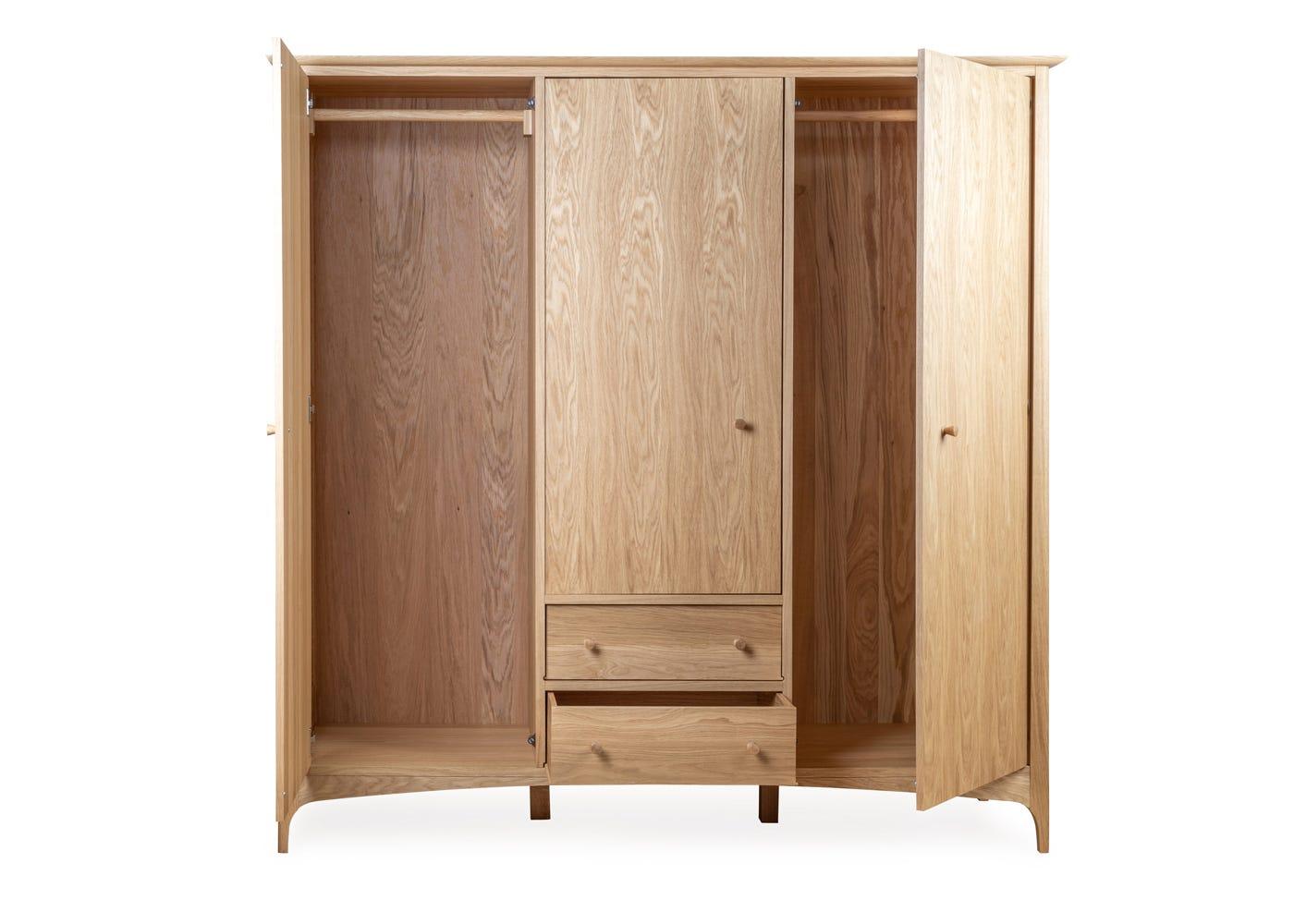 Blythe 3 door wardrobe