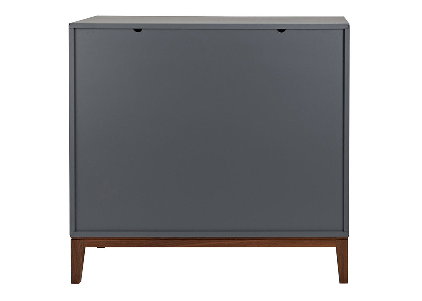 As shown: Lars 5 Drawer Chest  - Rear View.