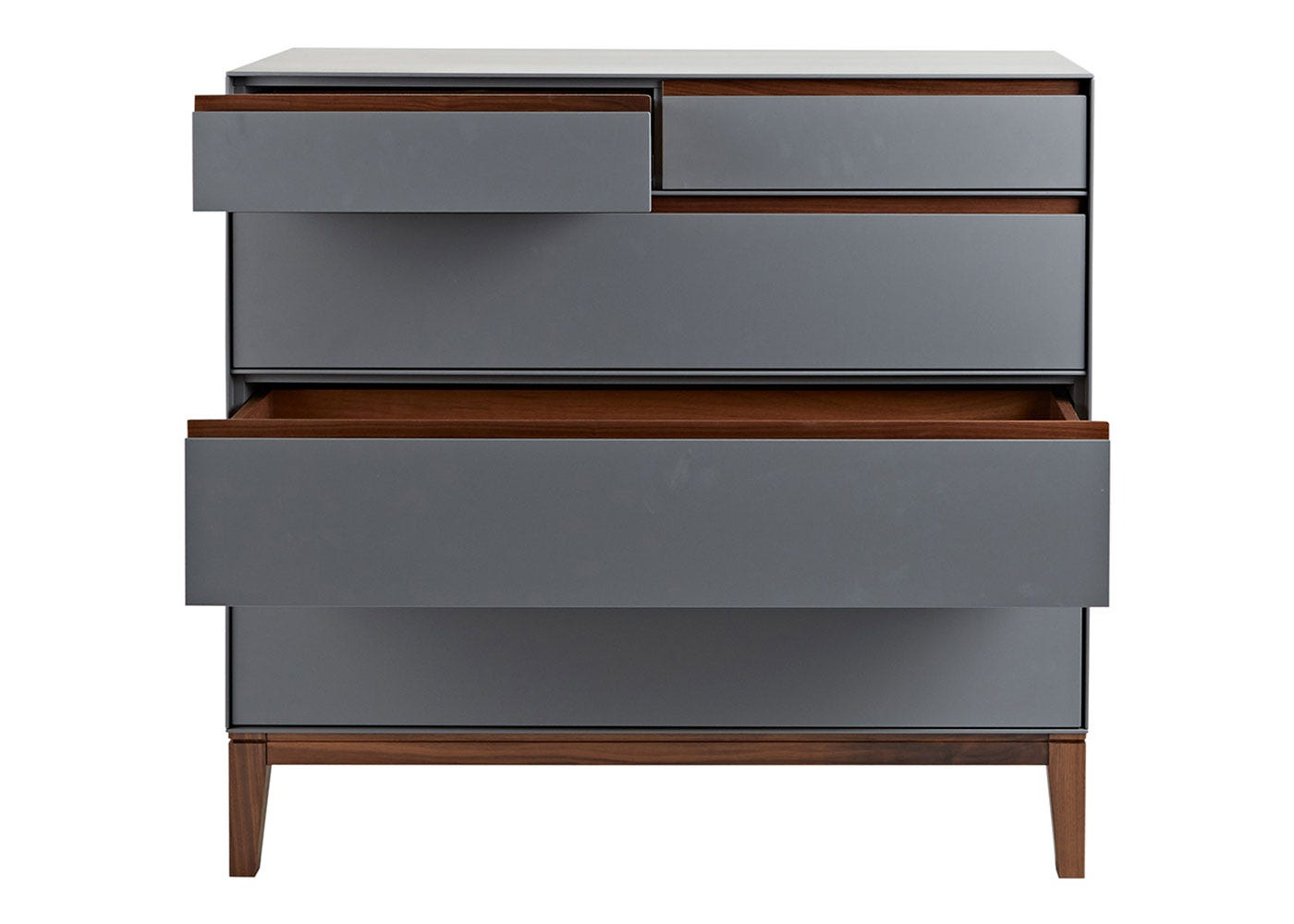 As shown: Lars 5 Drawer Chest.
