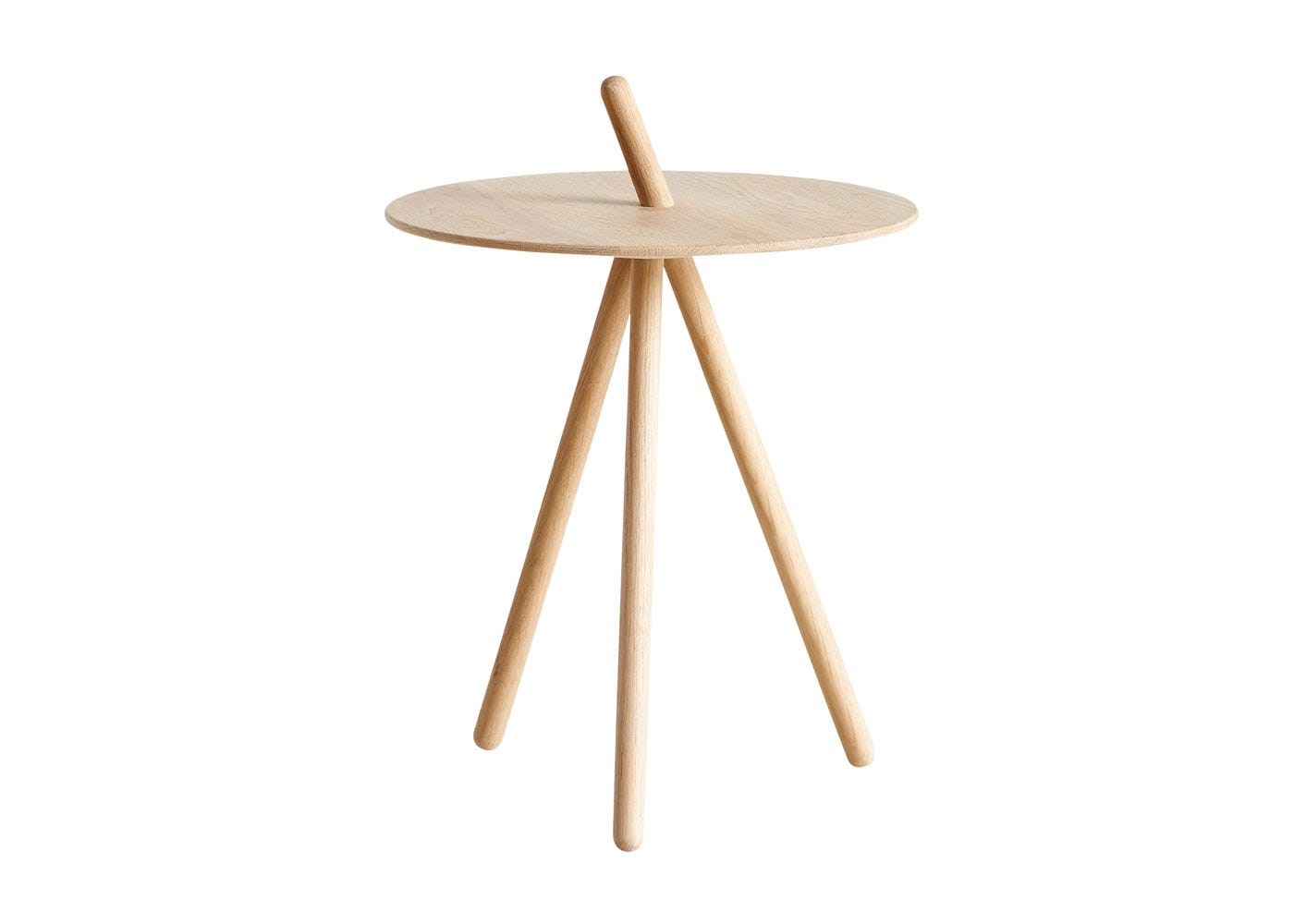 Come Here Side Table Oak