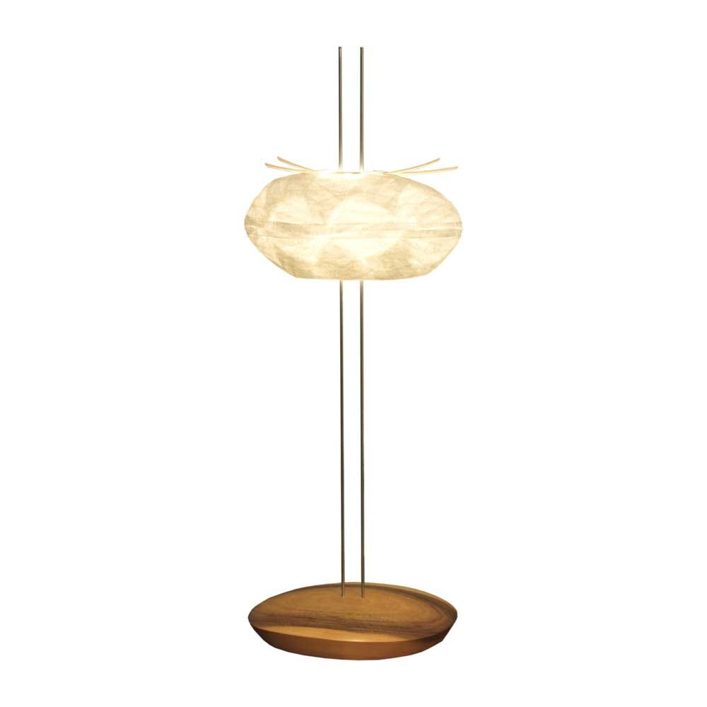Mini Cocon Table Lamp Walnut Base