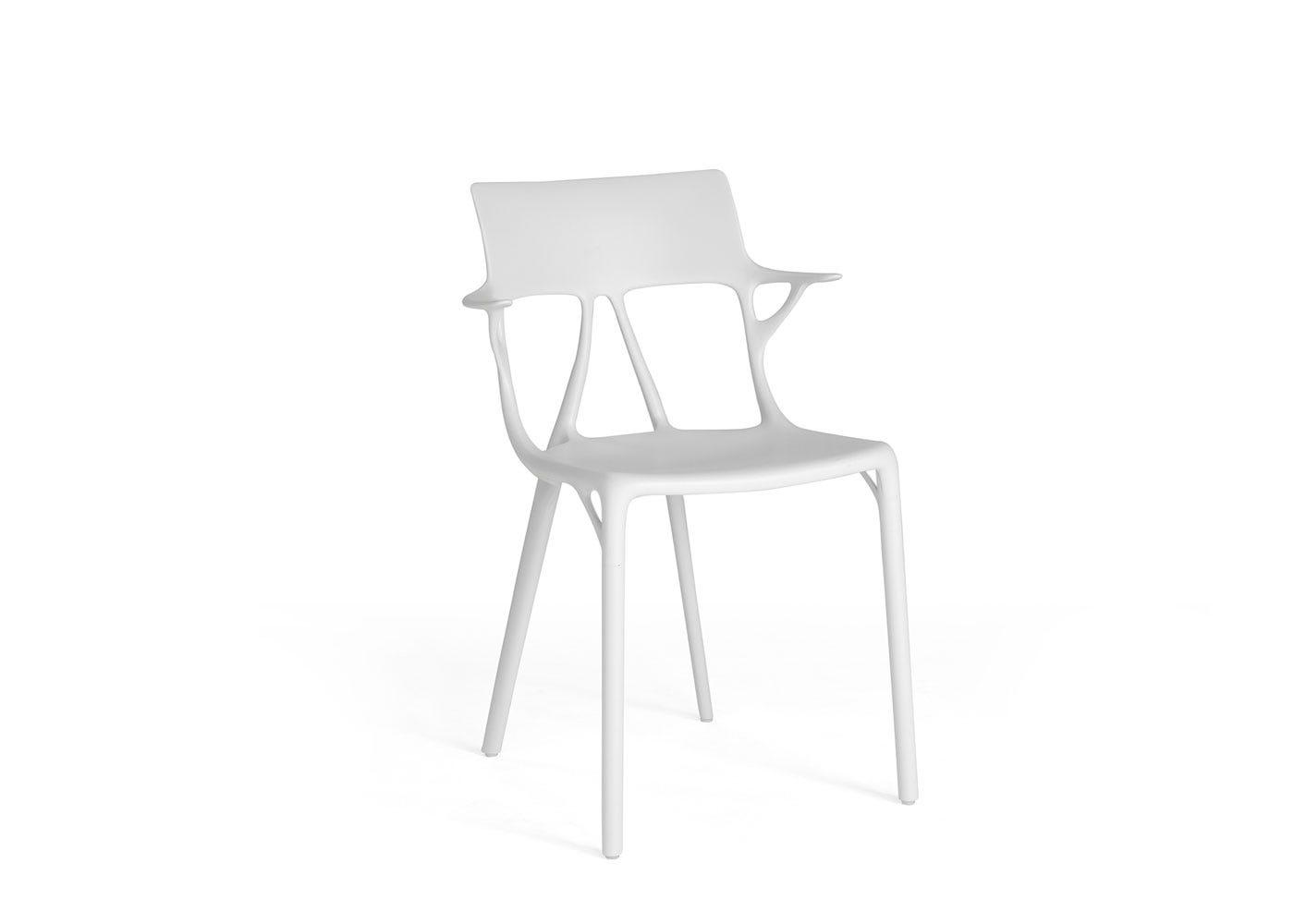 Al Chair White