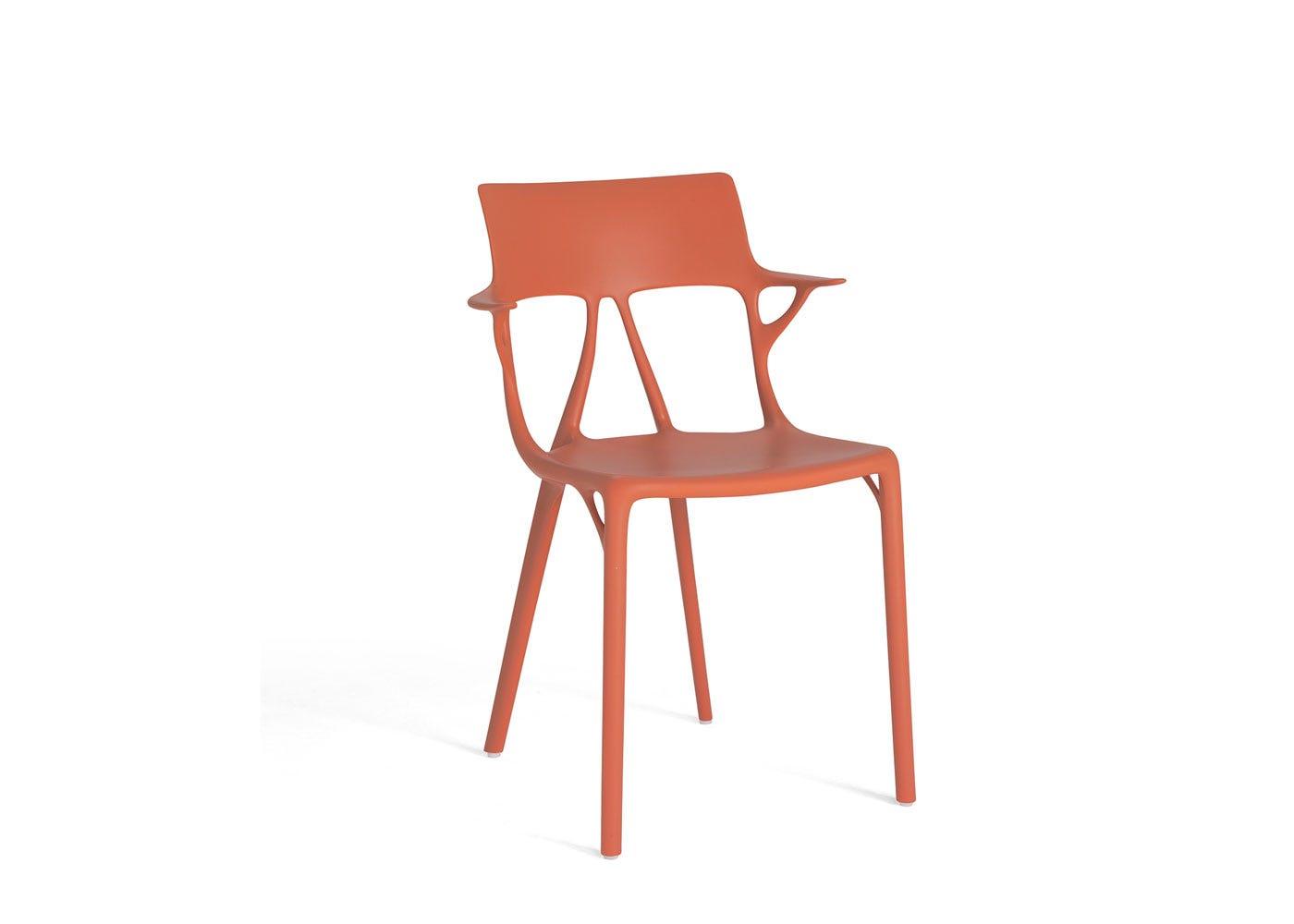 Al Chair Orange