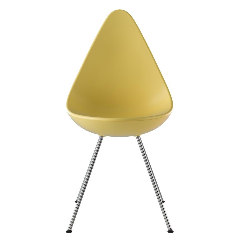 Drop Chair Chrome