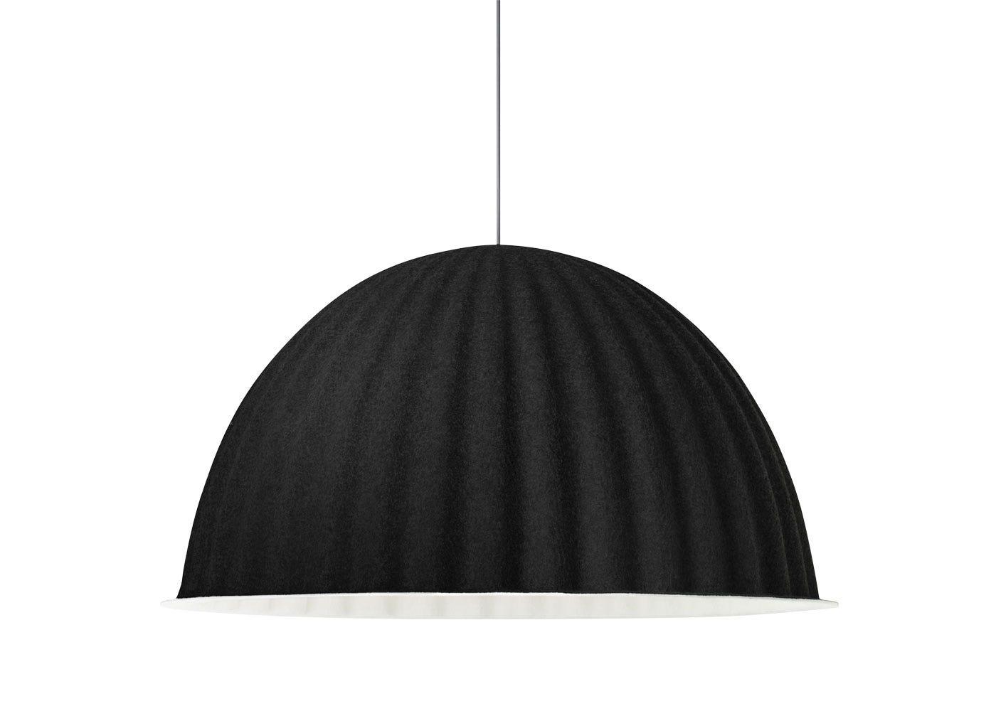Under The Bell Pendant Light Black Dia 82cm
