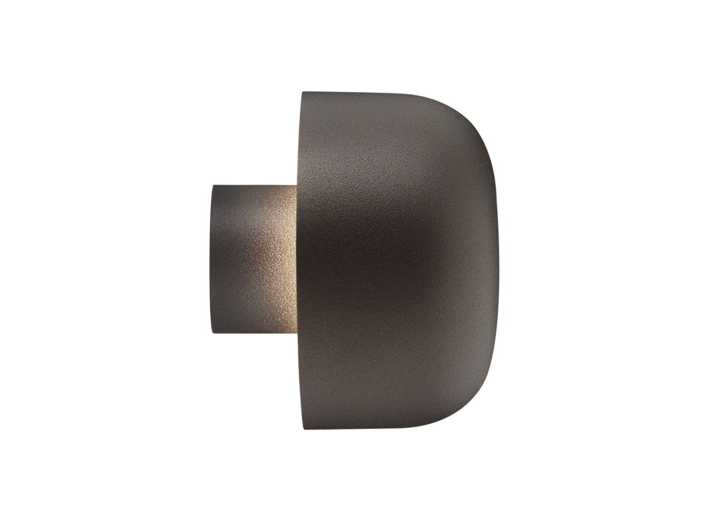 As Shown: Bellhop Wall Light Anthracite.