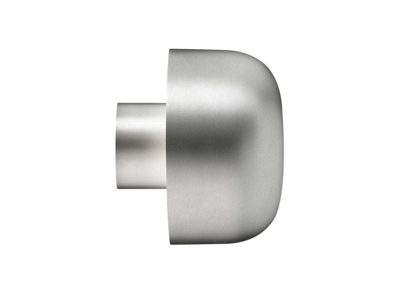 As Shown: Bellhop Wall Stainless Steel.