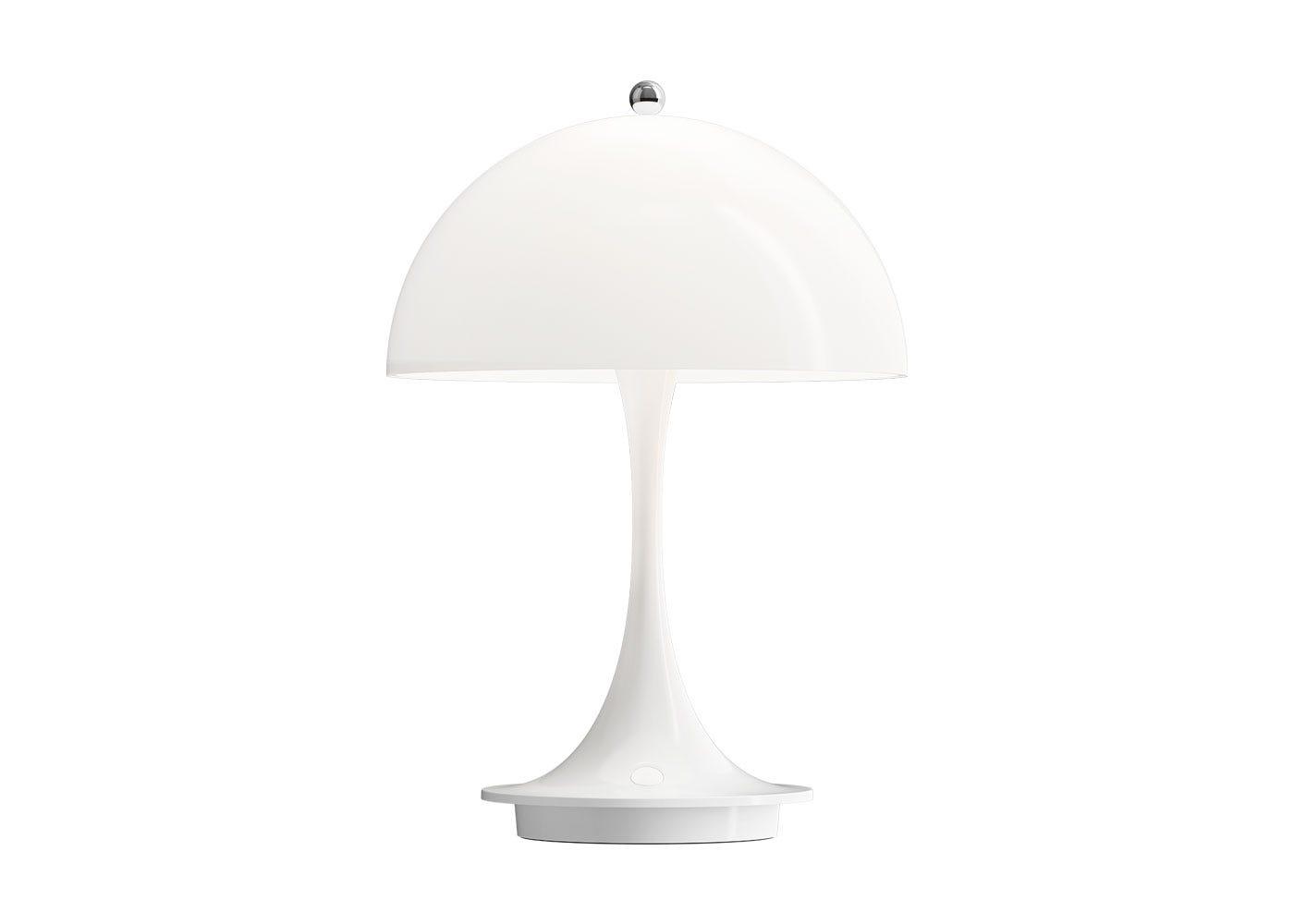 Panthella Portable Table Lamp Opal