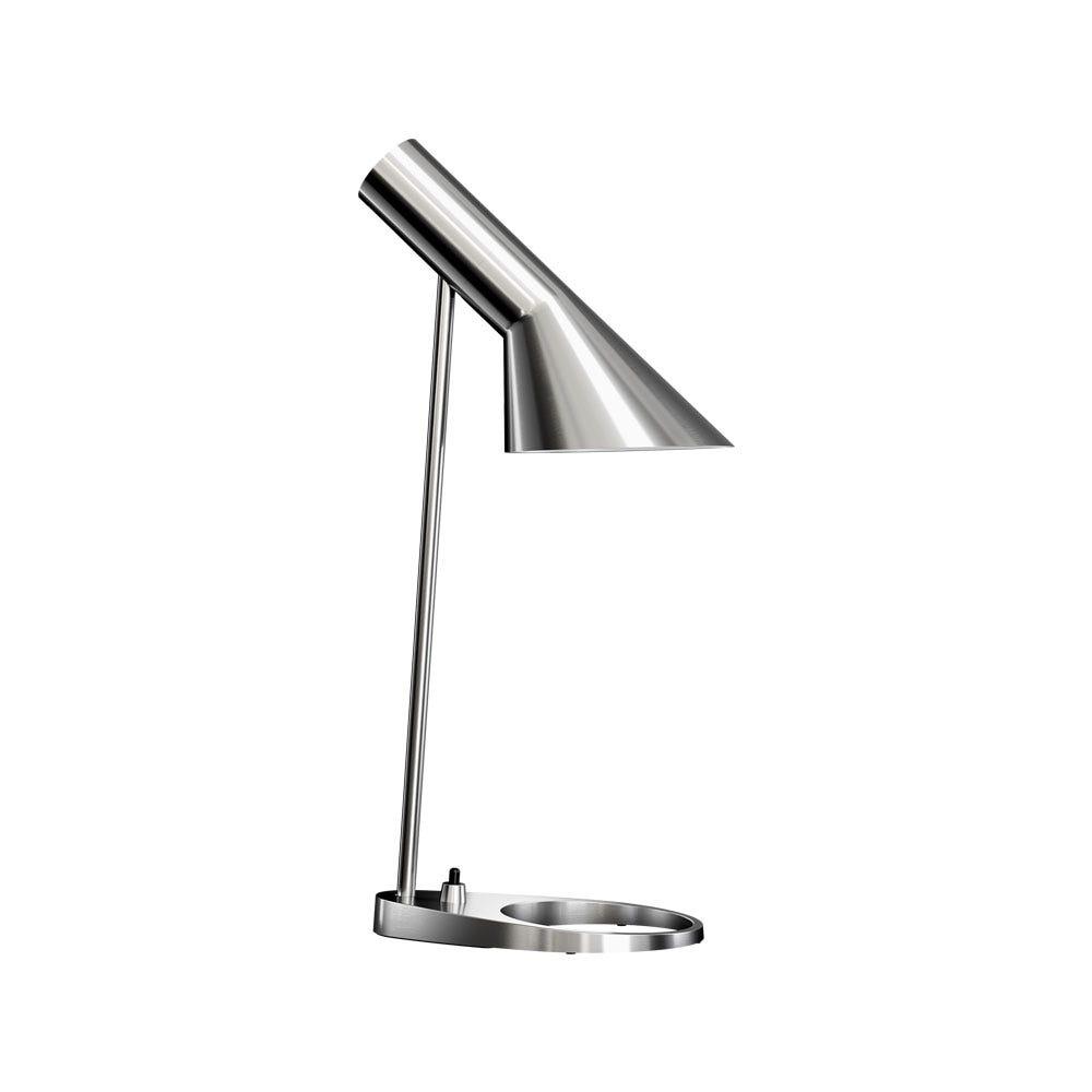 AJ Table Lamp Mini Polished Steel