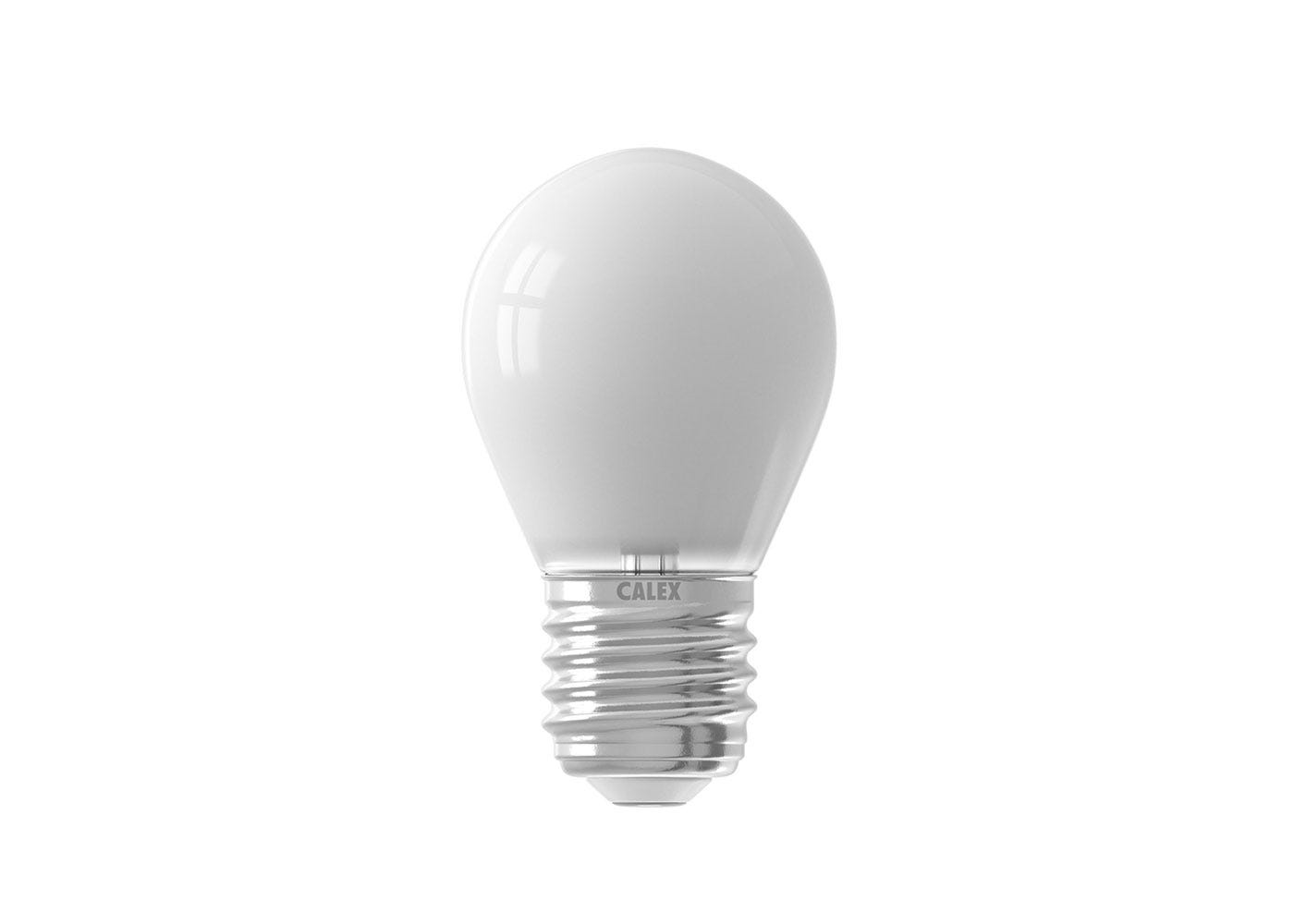 As shown: Smart Ball LED Dimmable Bulb White 4.5W E27