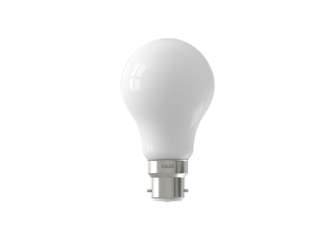 As shown: Smart Standard GLS LED Bulb White 7W B22