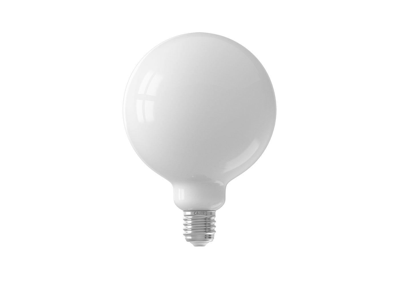 As shwon: Smart LED Globe G125 White 7.5W E27