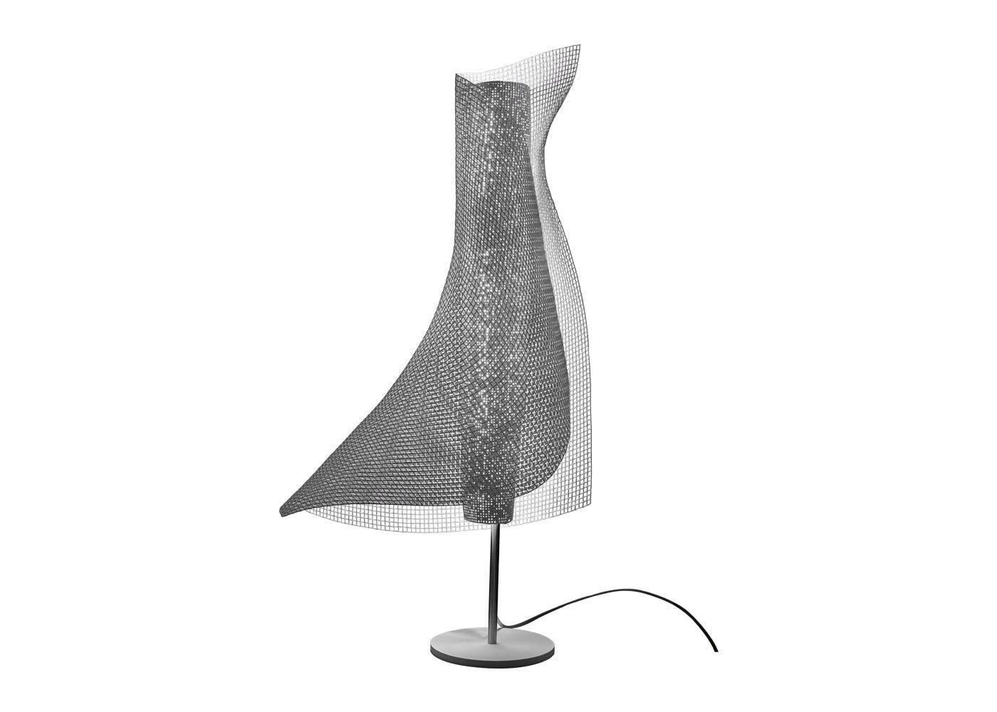 As shown: Clara Table Lamp.