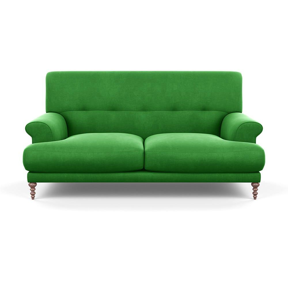 Oscar Formal 2 Seater Sofa
