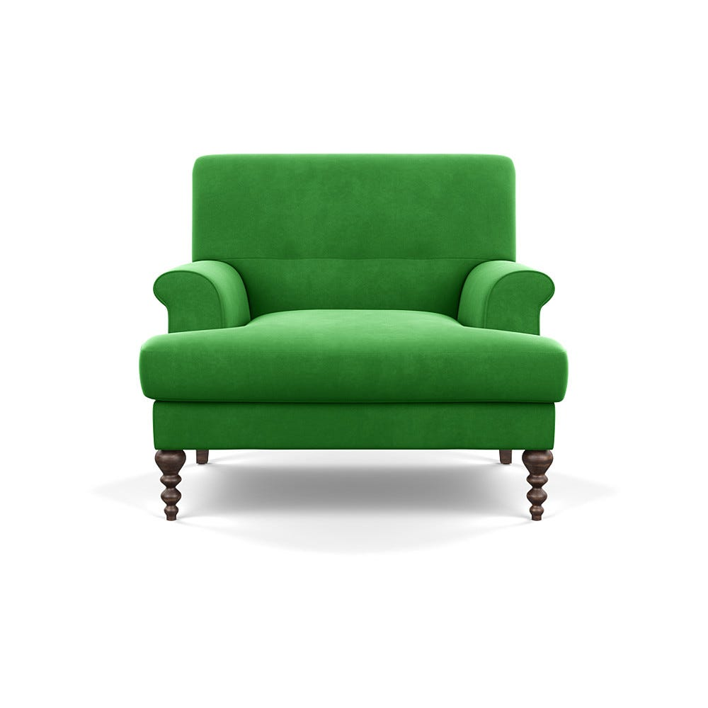 Oscar Formal Armchair