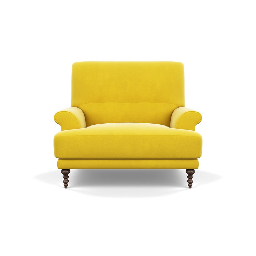 Oscar Informal Armchair