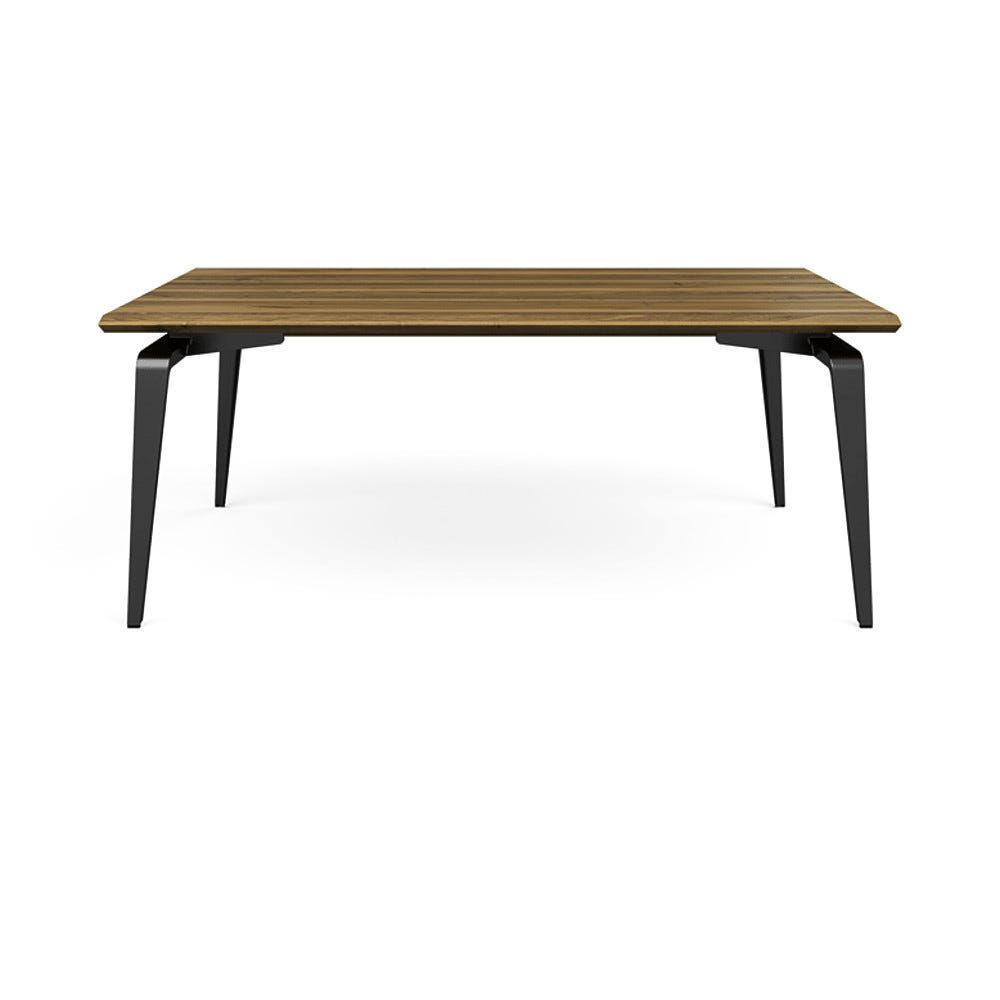 Natural Oak with Black Legs