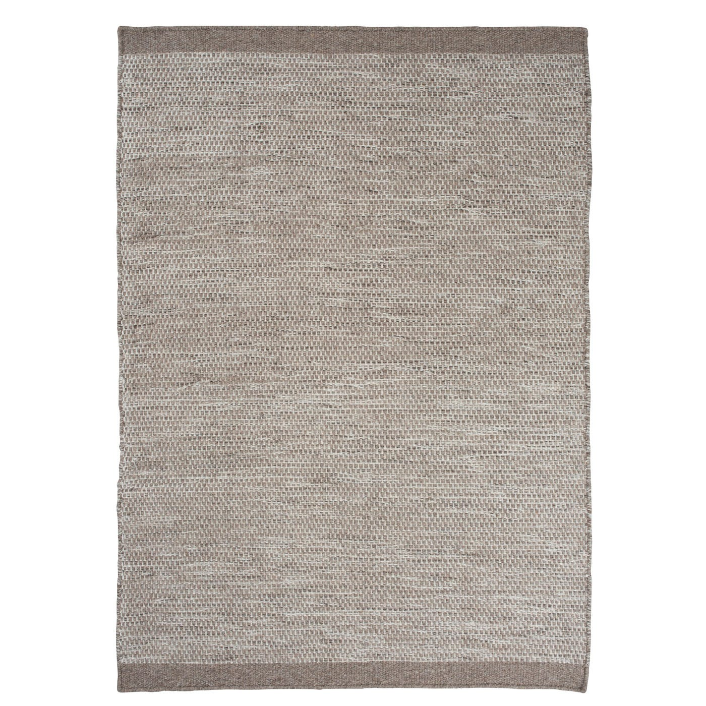 Asko Rug Light Grey & Natural