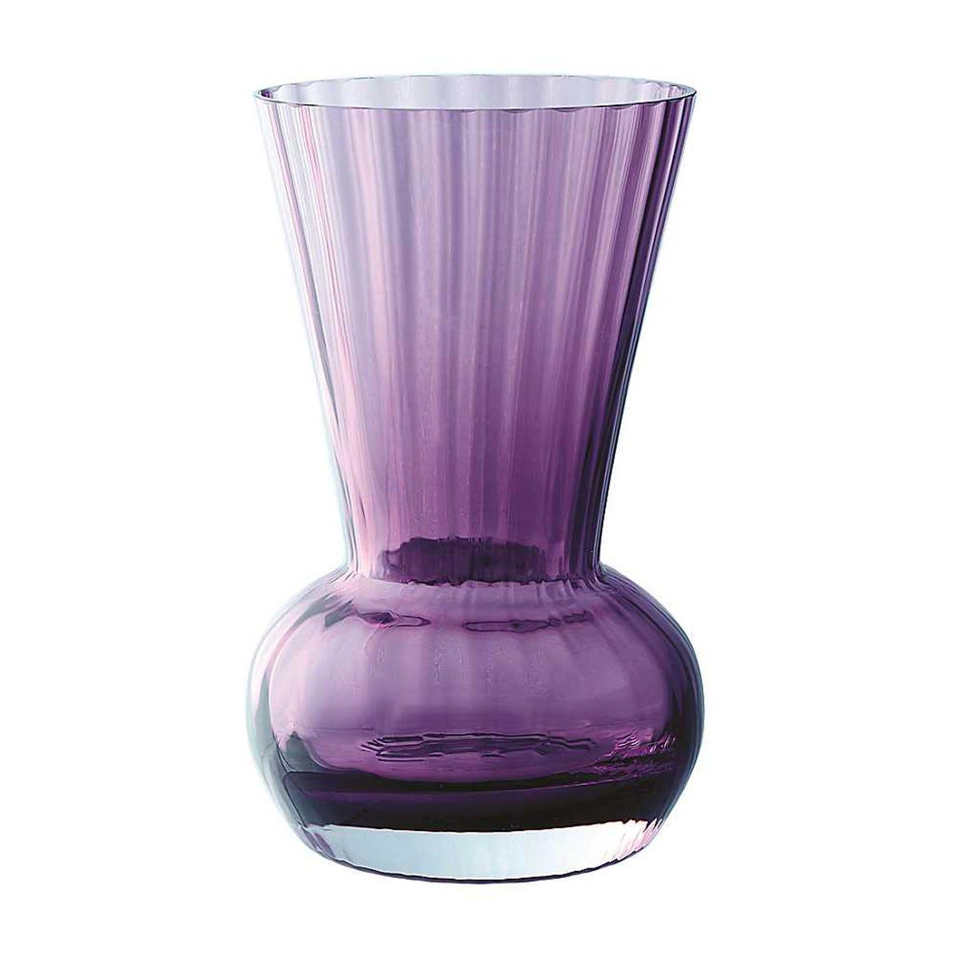 Funnel Amethyst Vase