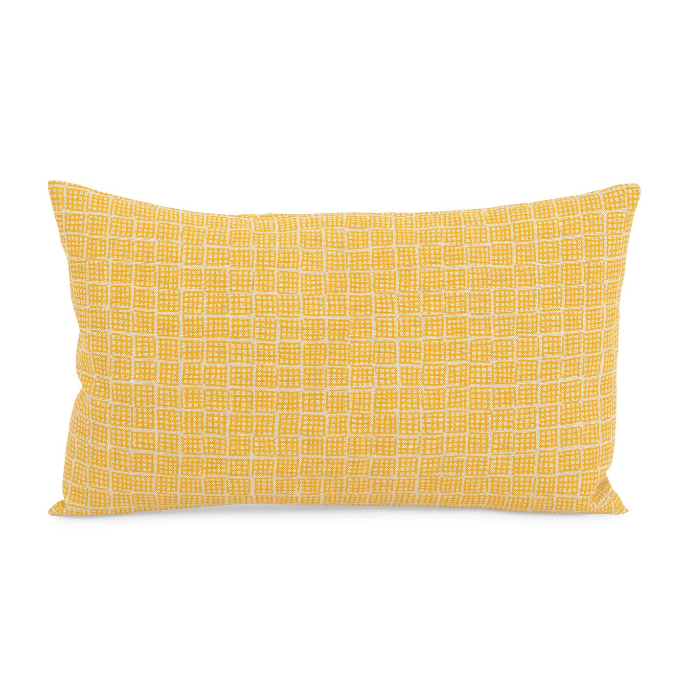 Ivor Cushion Yellow