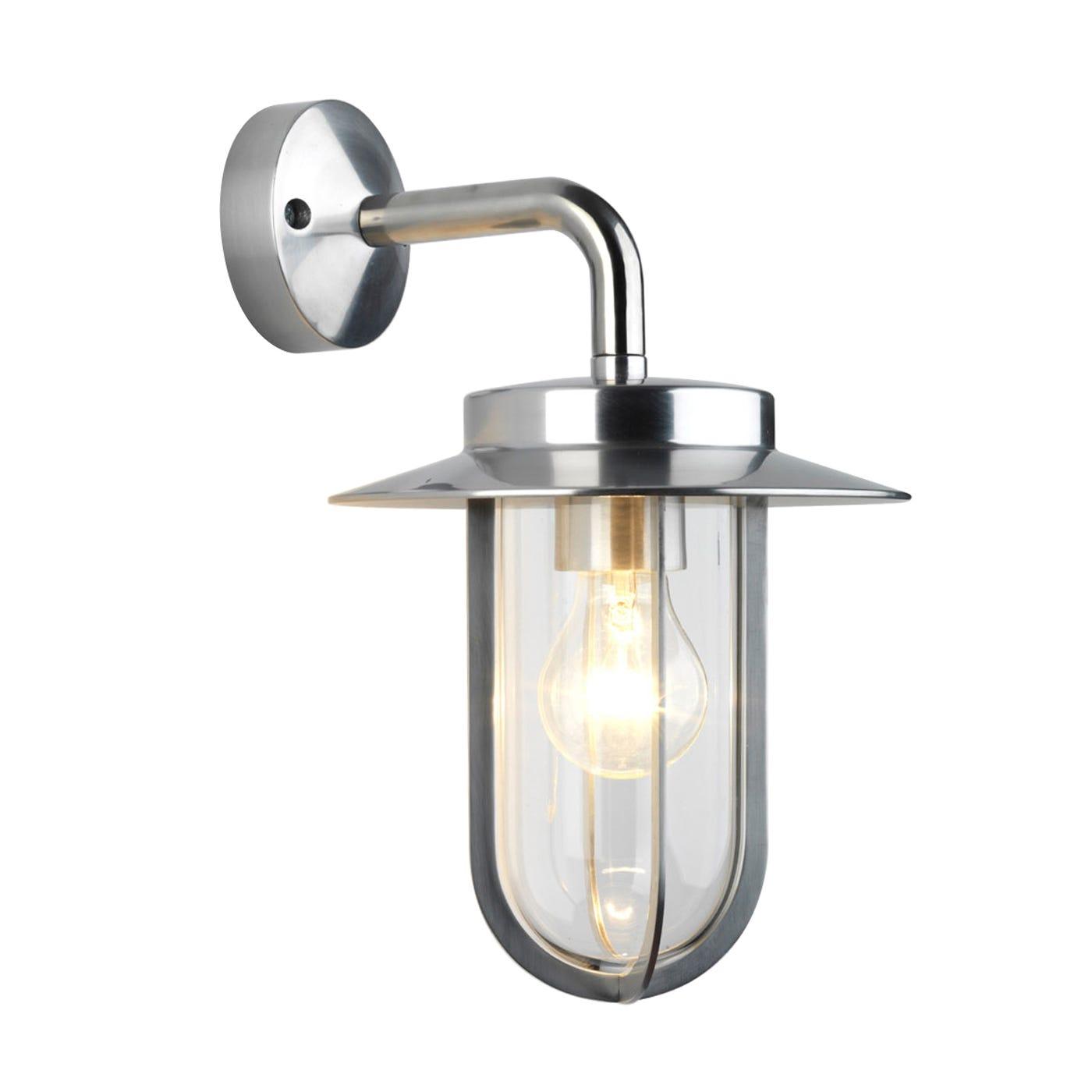Montparne Outdoor Lantern Nickel
