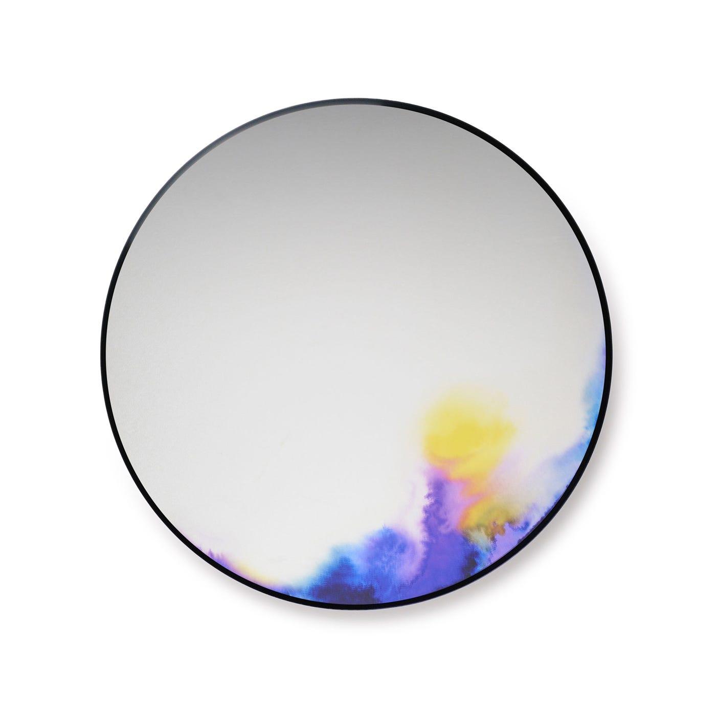 Francis Round Wall Mirror