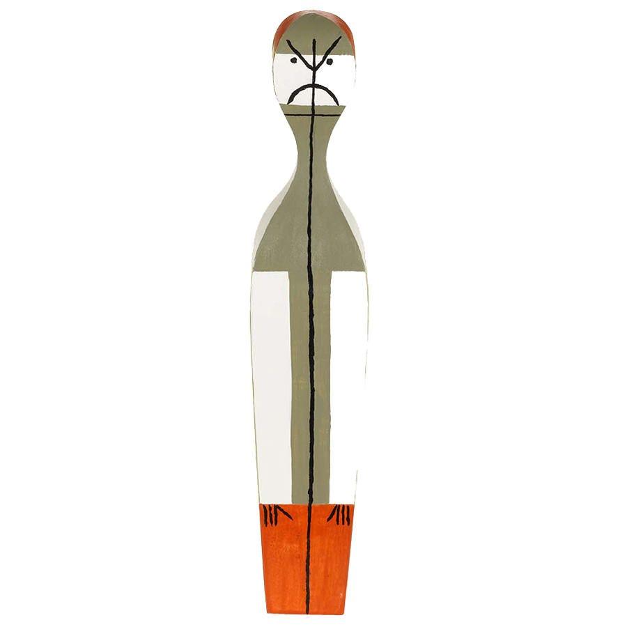 Vitra Girard Dolls No 14 Tall Slim Orange Trousers