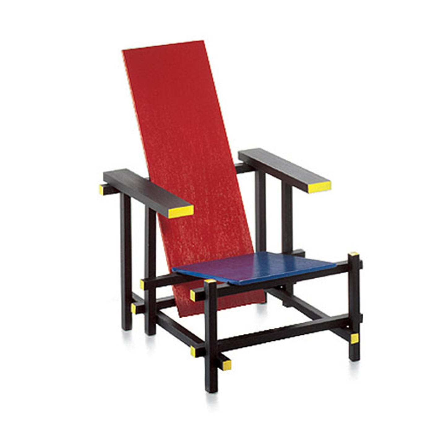 Vitra Mini Chair Multi Rietveld Rood