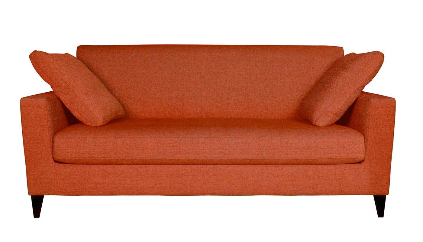 ligne roset citta premier sofa in paprika hektor. Black Bedroom Furniture Sets. Home Design Ideas