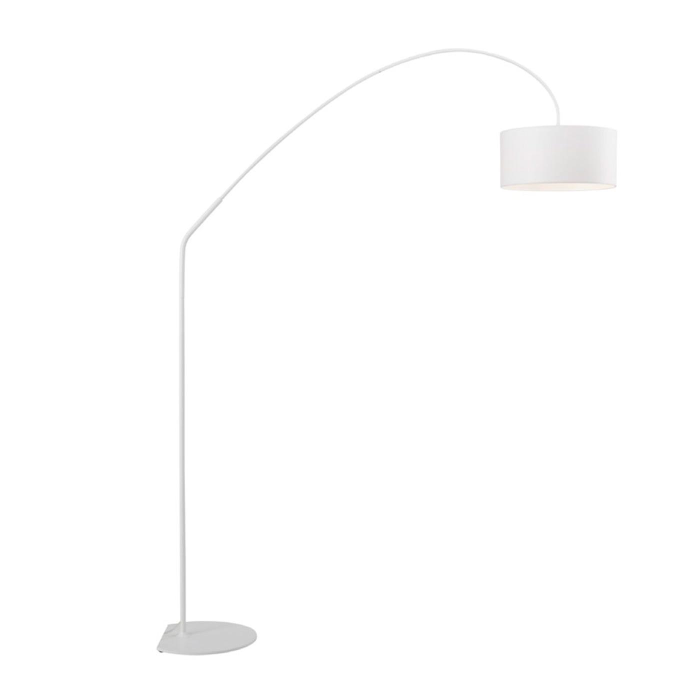Night White Floor Lamp