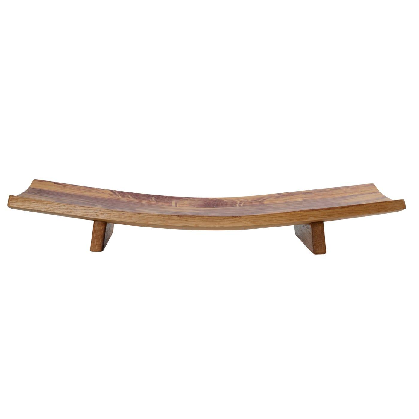 Oak Curved Platter