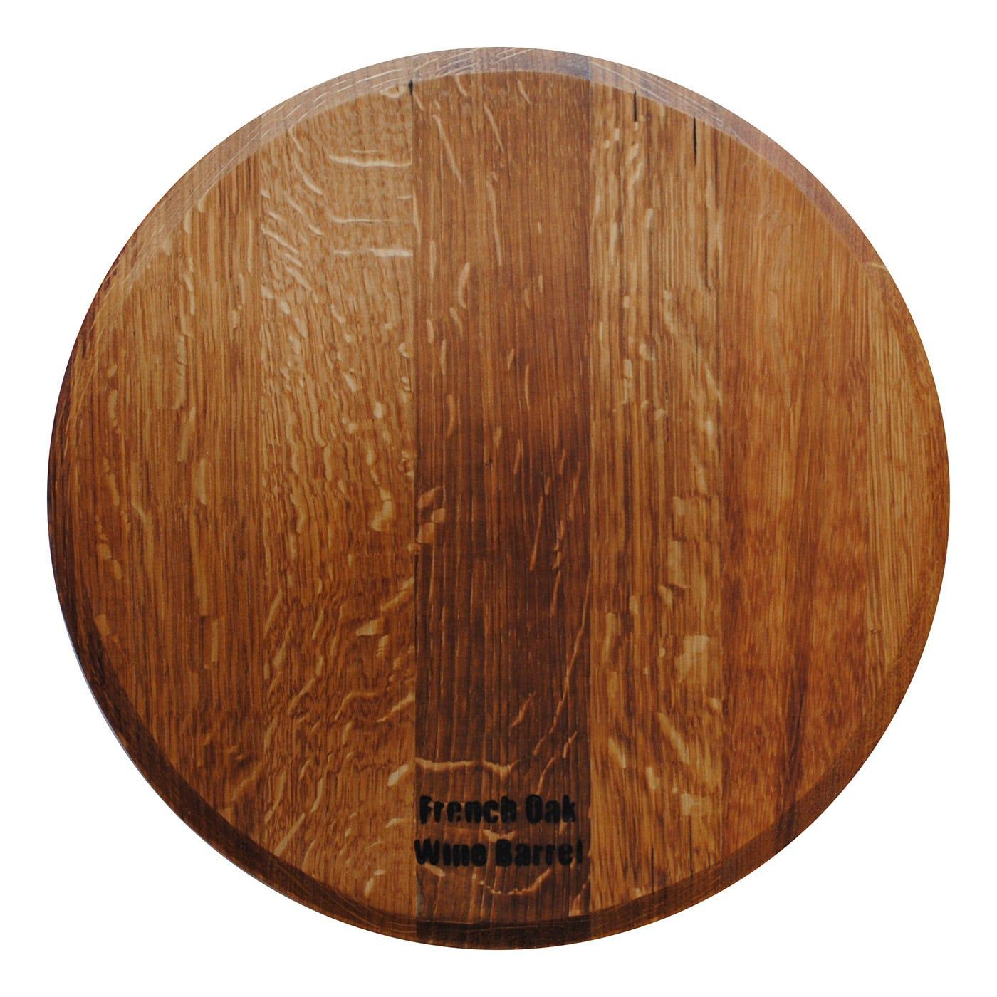 Oak Small Round Platter