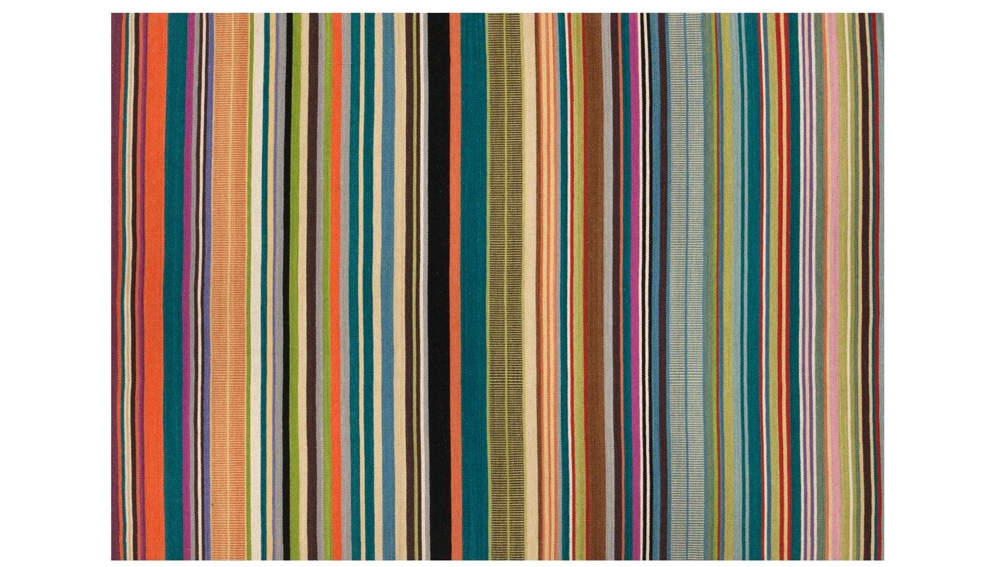 linie designs feel rainbow stripe rug - feel rainbow stripe rug
