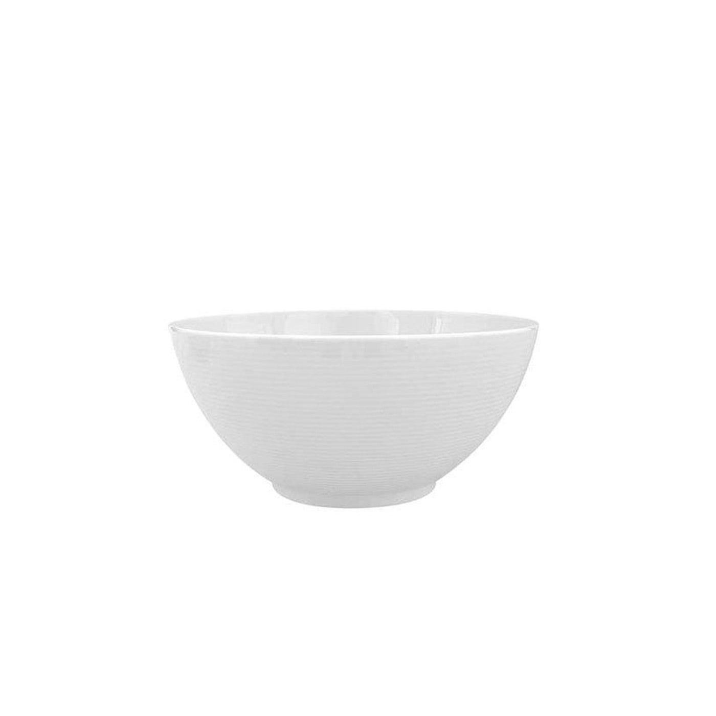 Loft White Round Bowl