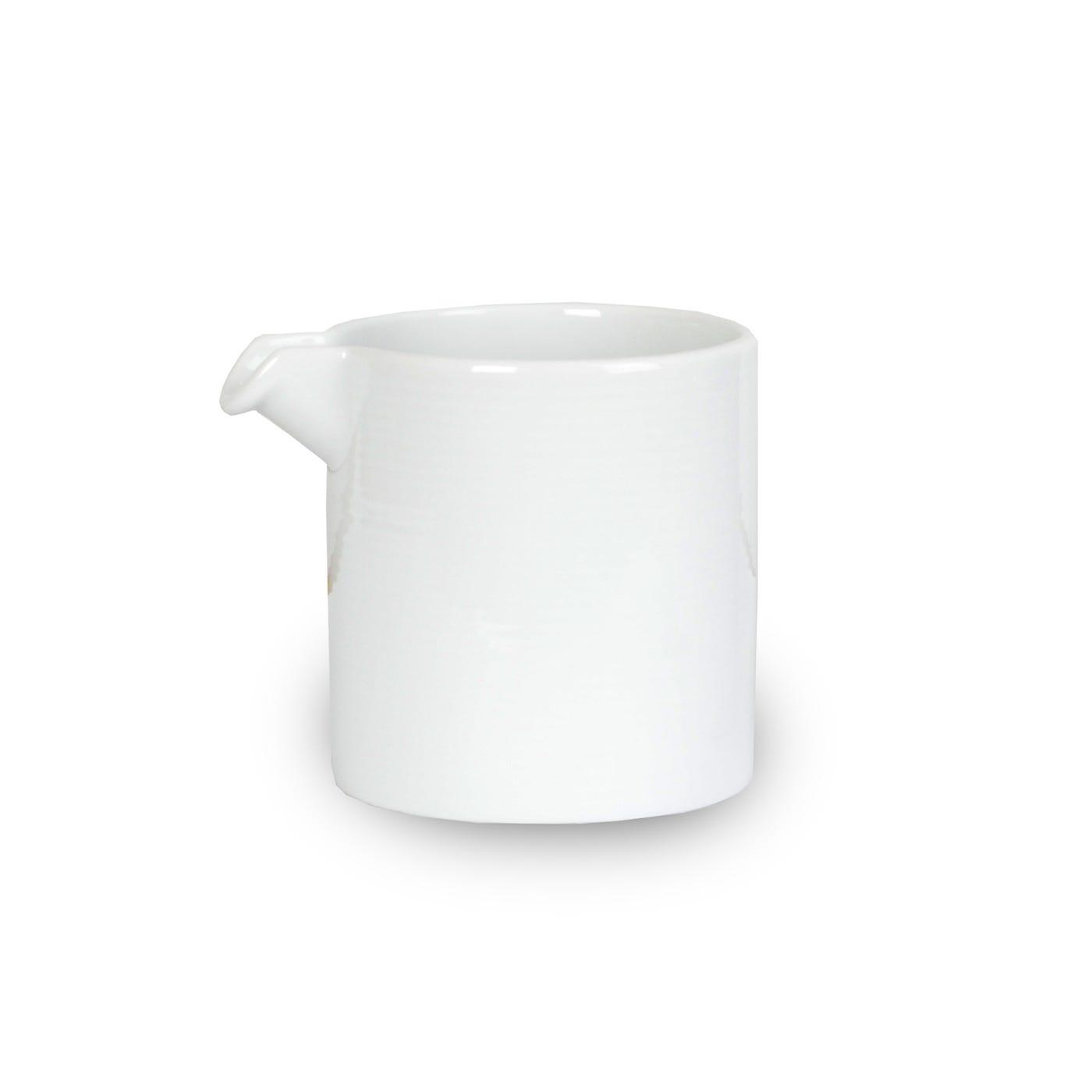 Loft White Creamer