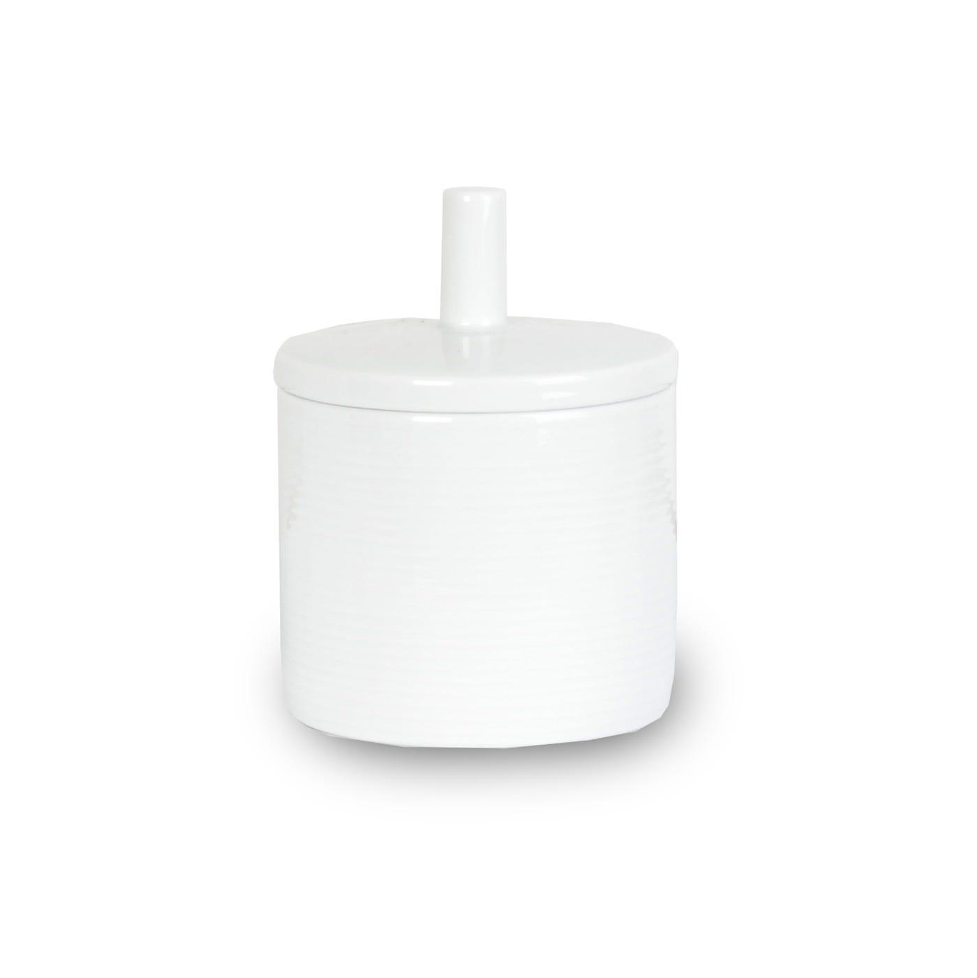 Loft White Sugar Bowl