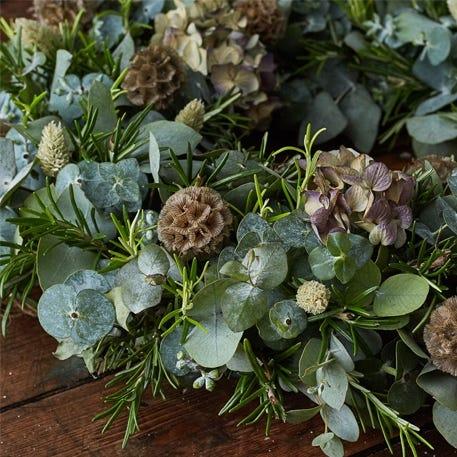 Christmas Wreath Workshop with Botanique Workshop | Westfield London | 9th December