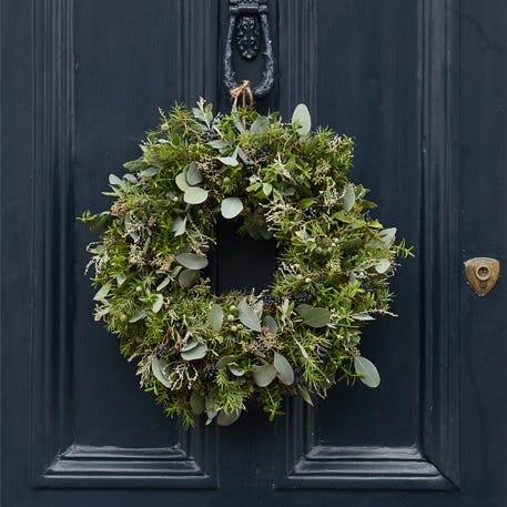 Christmas Wreath Workshop with Botanique Workshop | Tottenham Court Road | 8th December