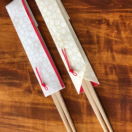 Chopsticks envelope making with Artec | Tottenham Court Road | 18th May | 11am - 12pm