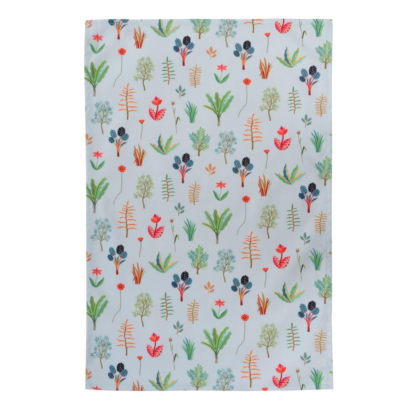 Herbarium Tea Towel