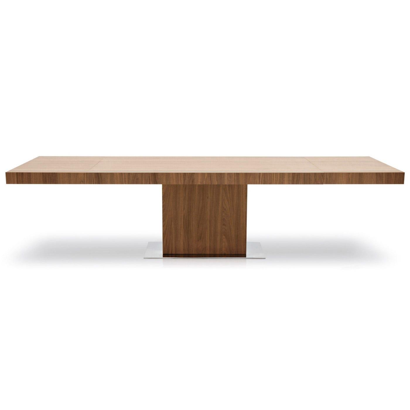 Park Extending Dining Table In Walnut