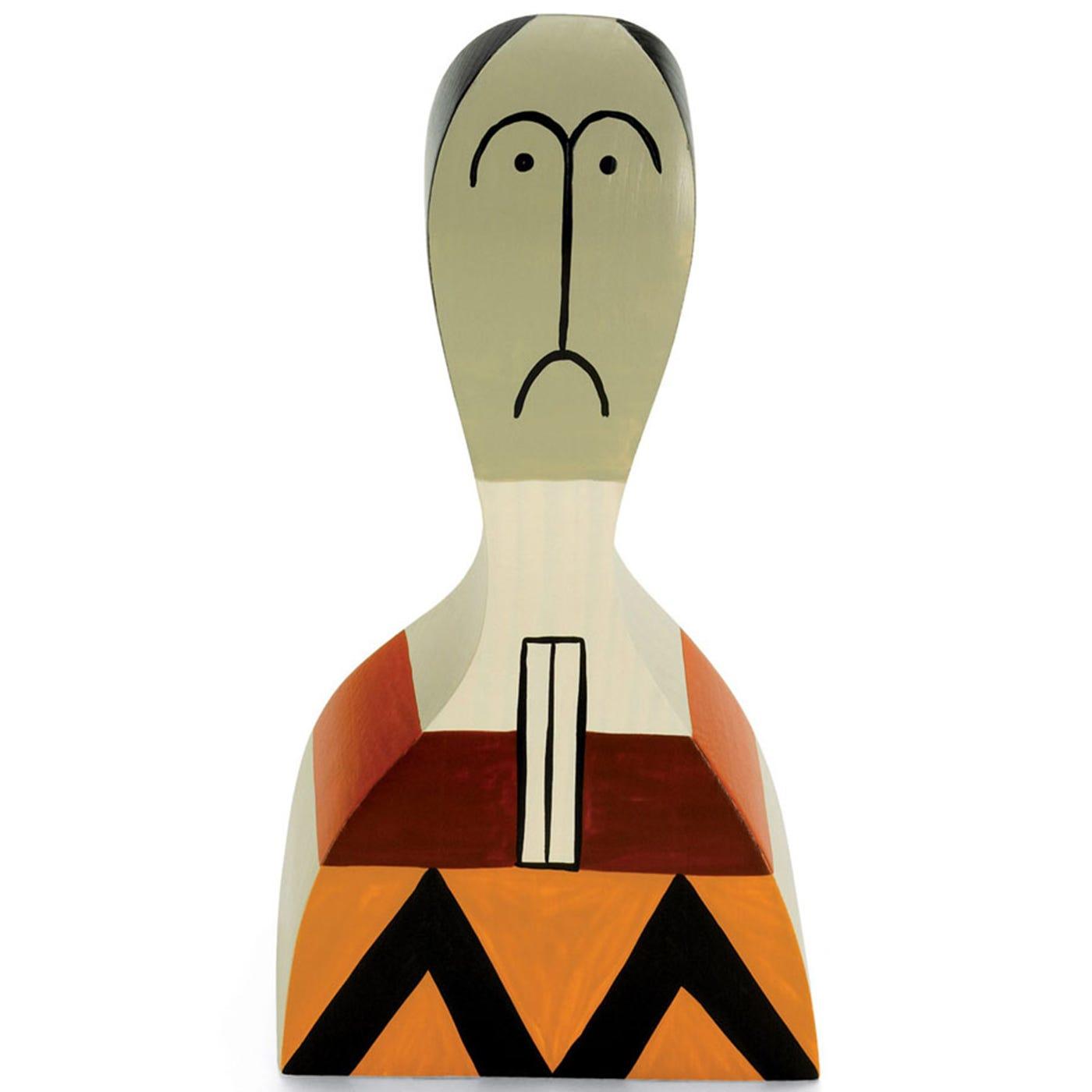 Vitra Girard Doll No 17 Sad Face Mustard Trousers