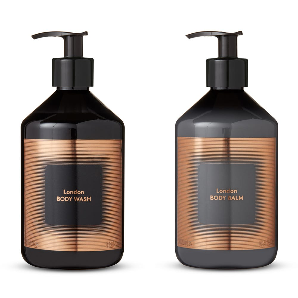 Body Wash and Balm Set of 2