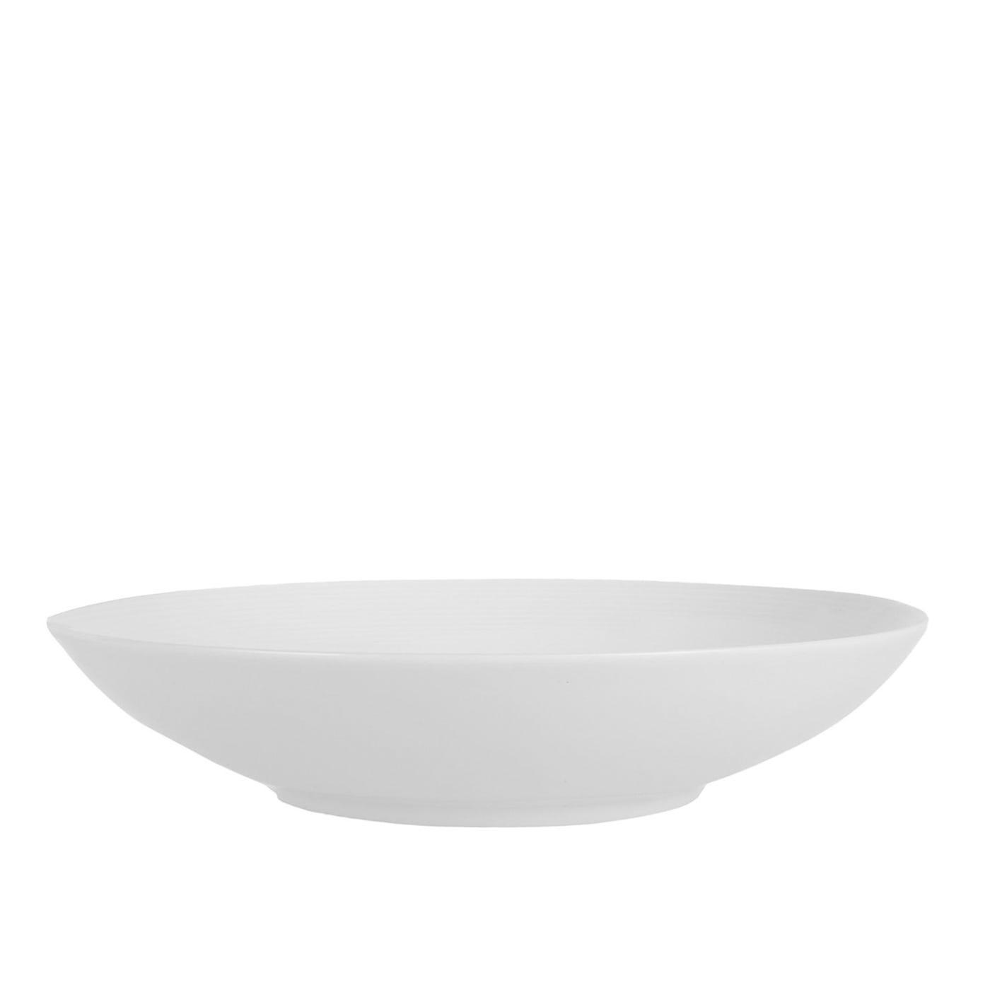 Loft White Pasta Bowl
