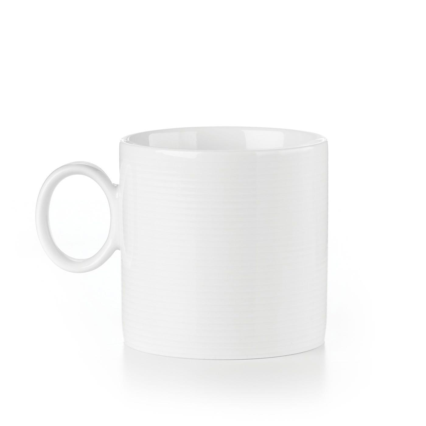 Loft white mug