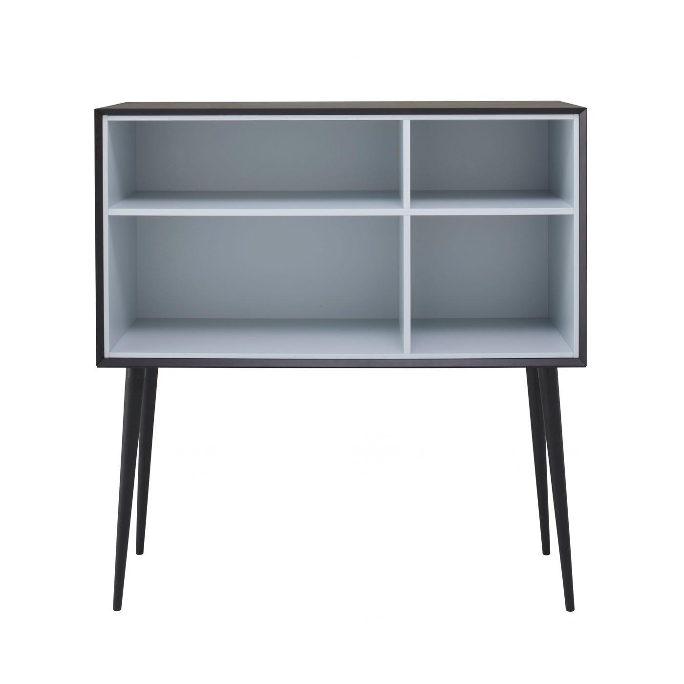 Kermes Sideboard Lavender Blue Interior