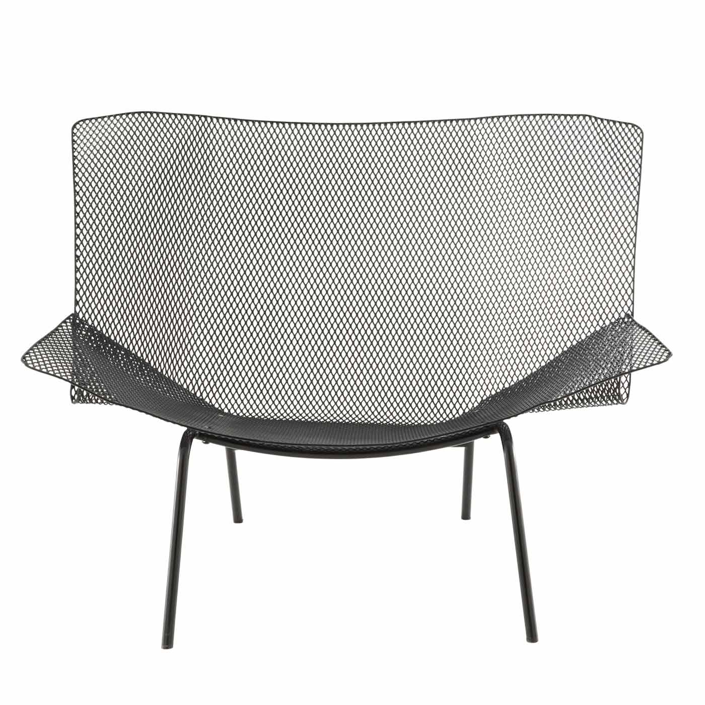 Grillage Black Chair. ByLigne Roset