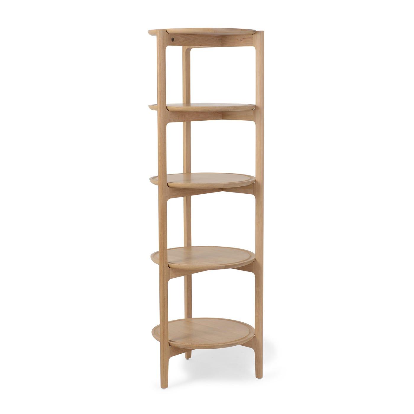 Very Ercol Svelto Tall Shelf | HEAL'S UP66